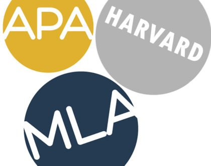 APA, MLA & Harvardn Picture