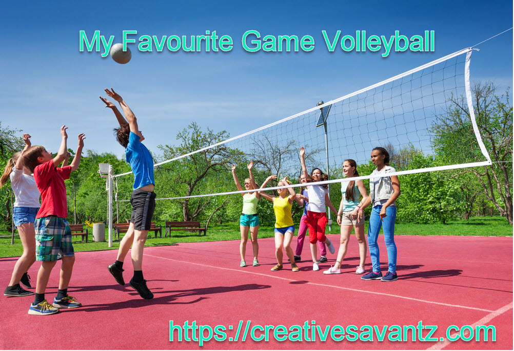 My favourite game volleyball essay