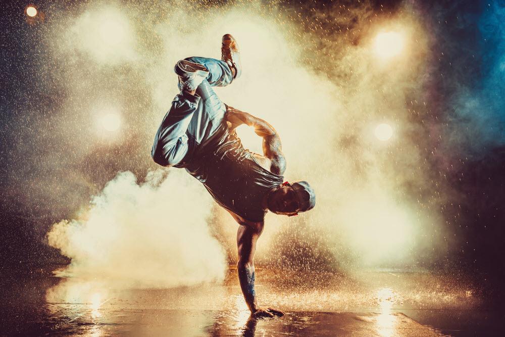 essay on dancing