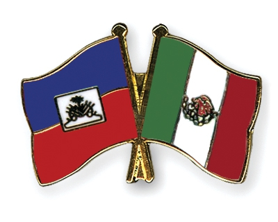 Haiti and Mexico
