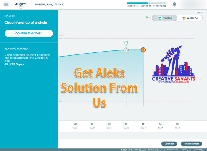 how to get aleks answers