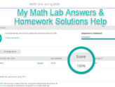mymathlab answers homework solutions help