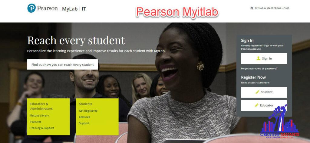 pearson myitlab 2020