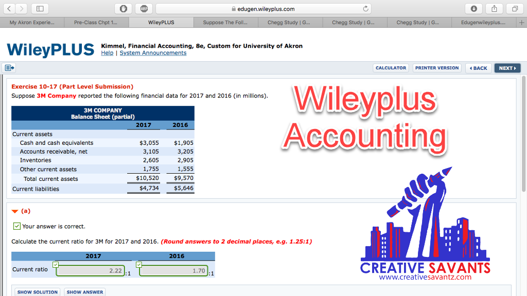 wileyplus accounting