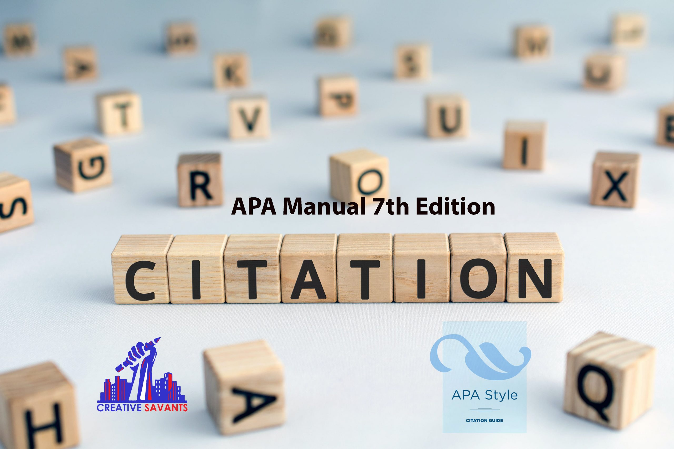 Prominent Changes in the APA Manual 7th Edition