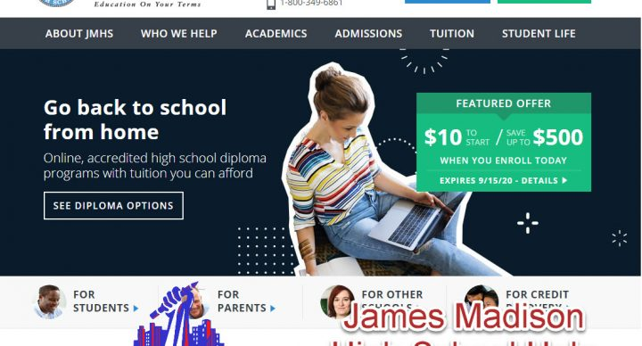 James Madison High School Help Answers Online