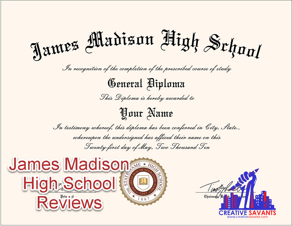 James-Madison-High-School