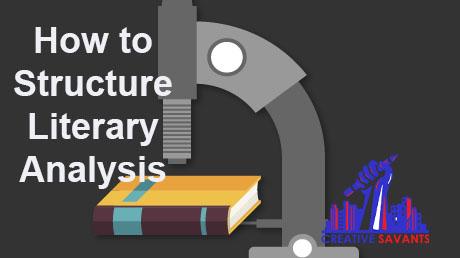 How to write literary analysis